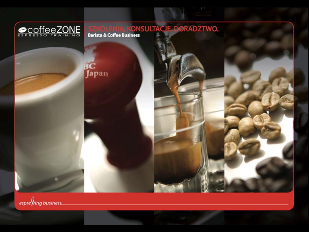 Zasada 4 M La Macchina - ekspres cisnieniowy do kawy.