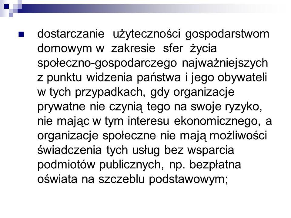 Nowa służba publiczna (New Public Sernice - NPS)