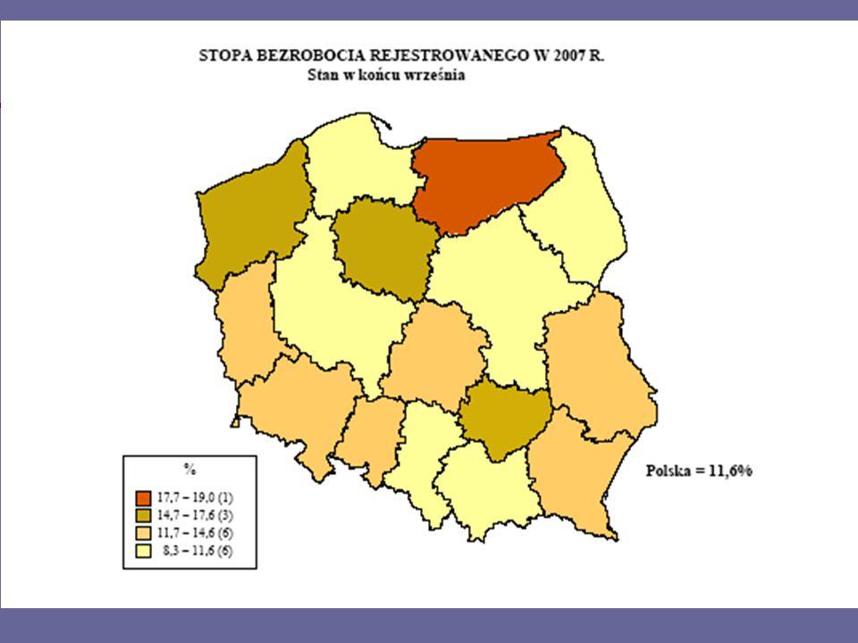 Rozkład terytorialny wyników testu gimnazjalnego Średnie wyniki egzaminu gimnazjalnego (część matematyczno-przyrodnicza) w gminach 2002-2006..