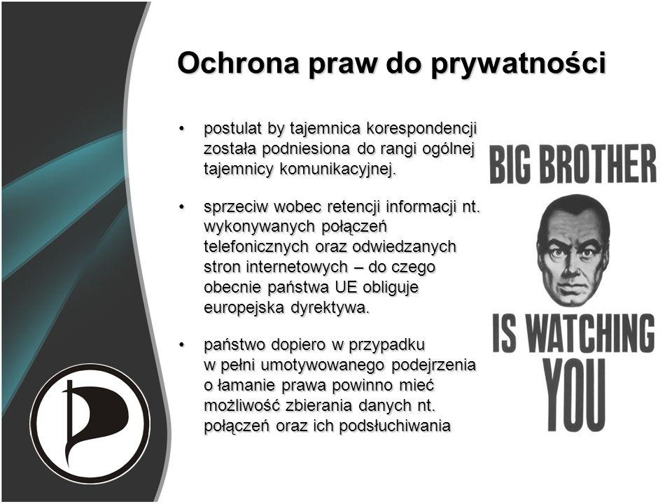 Ochrona praw do prywatności postulat by tajemnica korespondencji została podniesiona do rangi ogólnej tajemnicy komunikacyjnej.postulat by tajemnica korespondencji została podniesiona do rangi ogólnej tajemnicy komunikacyjnej.