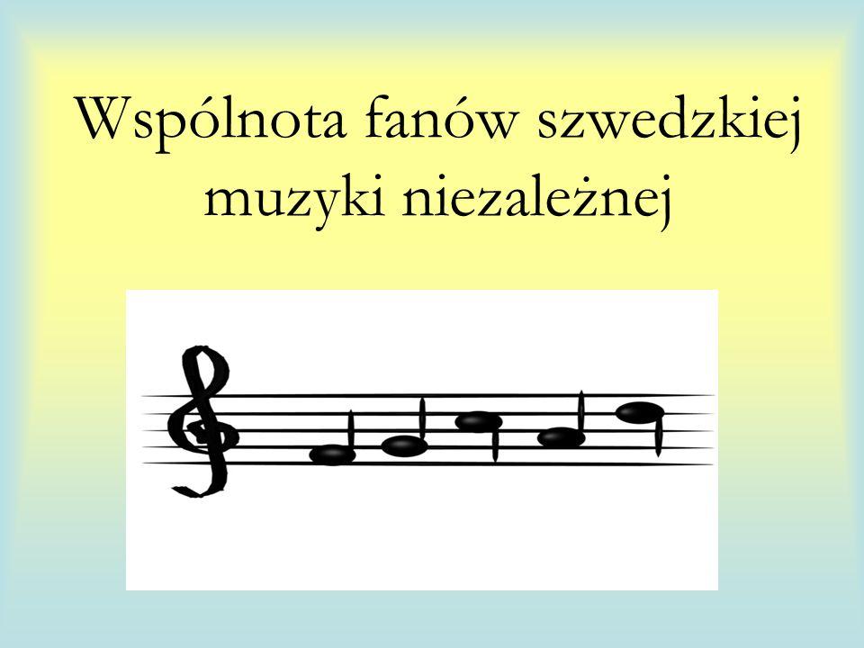 Wspólnota fanów szwedzkiej muzyki niezależnej