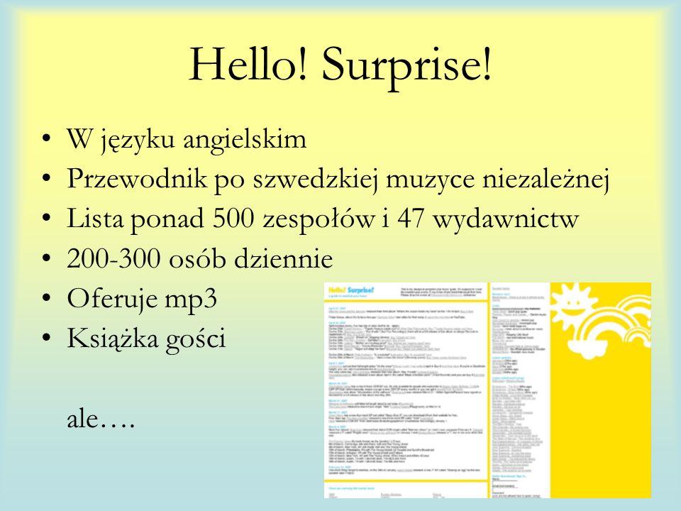 Hello.Surprise.
