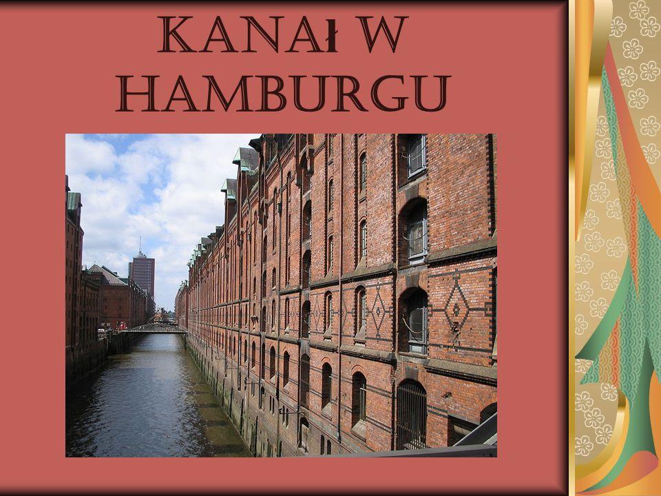 Kana ł w Hamburgu