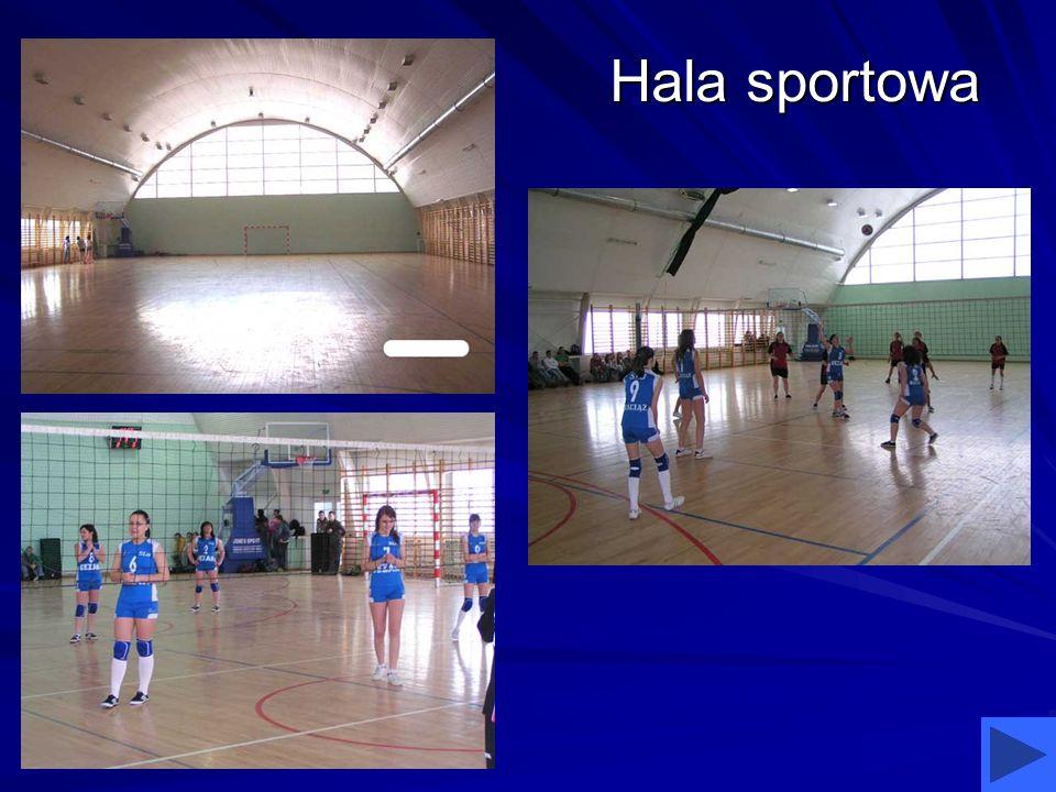 Hala sportowa