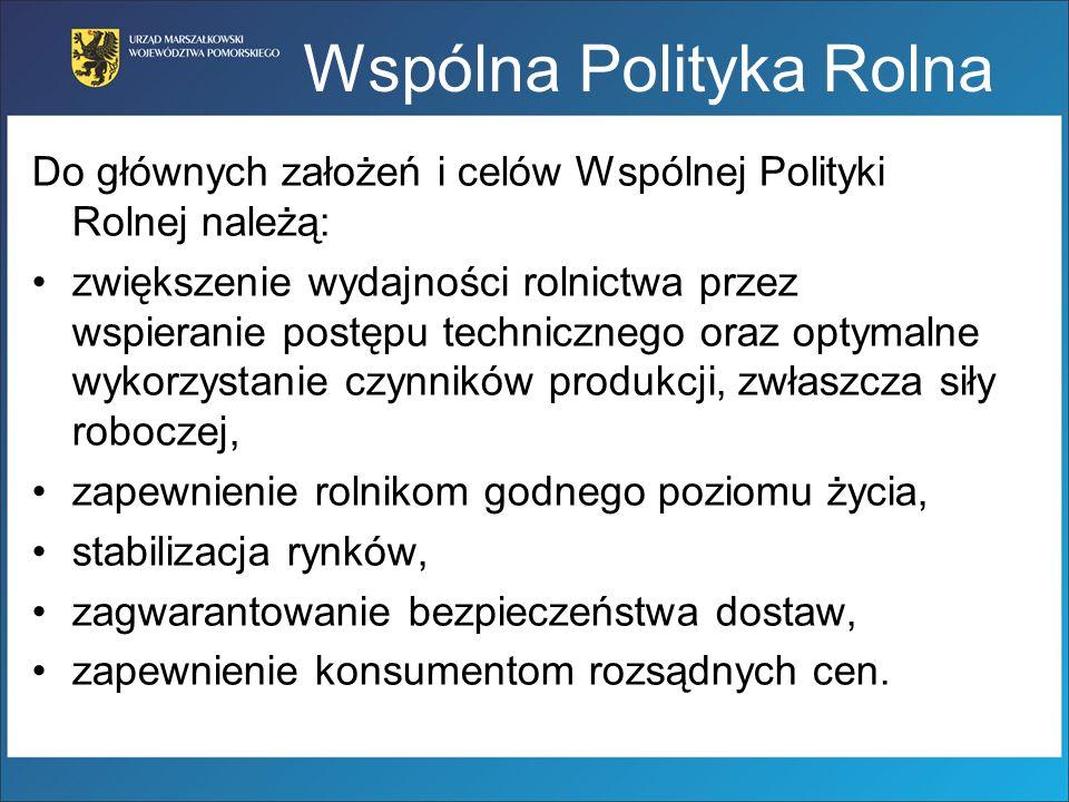 Program SAPARD w województwie pomorskim Przed akcesją Polski do UE polscy rolnicy mieli możliwość ubiegania się o pomoc ze środków Programu SAPARD.