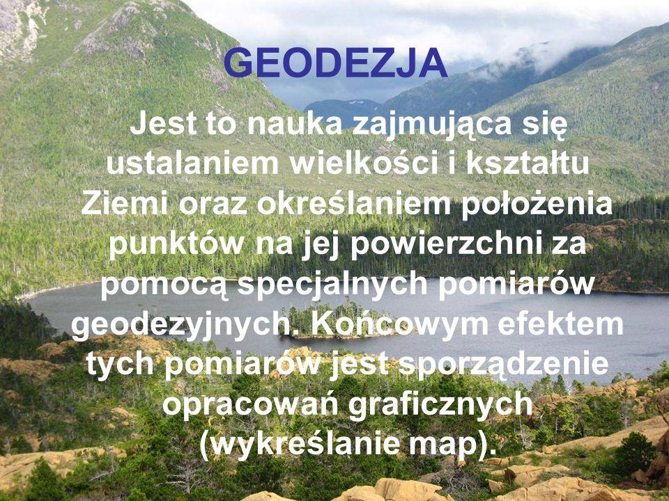 Nauka w naszym technikum geodezyjnym umożliwia: poznanie sposobów pomiaru terenu oraz obsługi inwestycji budowlanych, zdobycie umiejętności wykreślania map, pracę w terenie z wykorzystaniem sprzętu geodezyjnego, zdobycie opłacalnego zawodu, dającego możliwość uzyskania uprawnień do samodzielnej działalności.