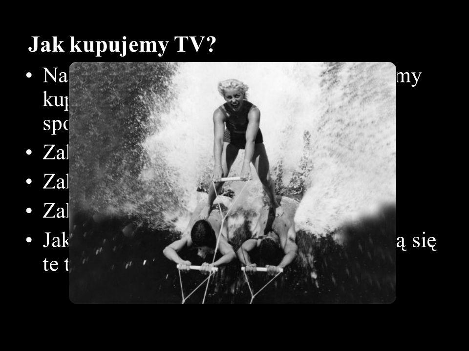 Na ogół w stacjach telewizyjnych możemy kupić wolne czasy reklamowe na trzy sposoby. Zakup cennikowy Zakup pakietowy Zakup pakietów spotowych Jak to w