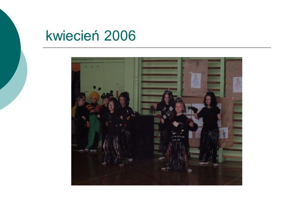 kwiecień 2006