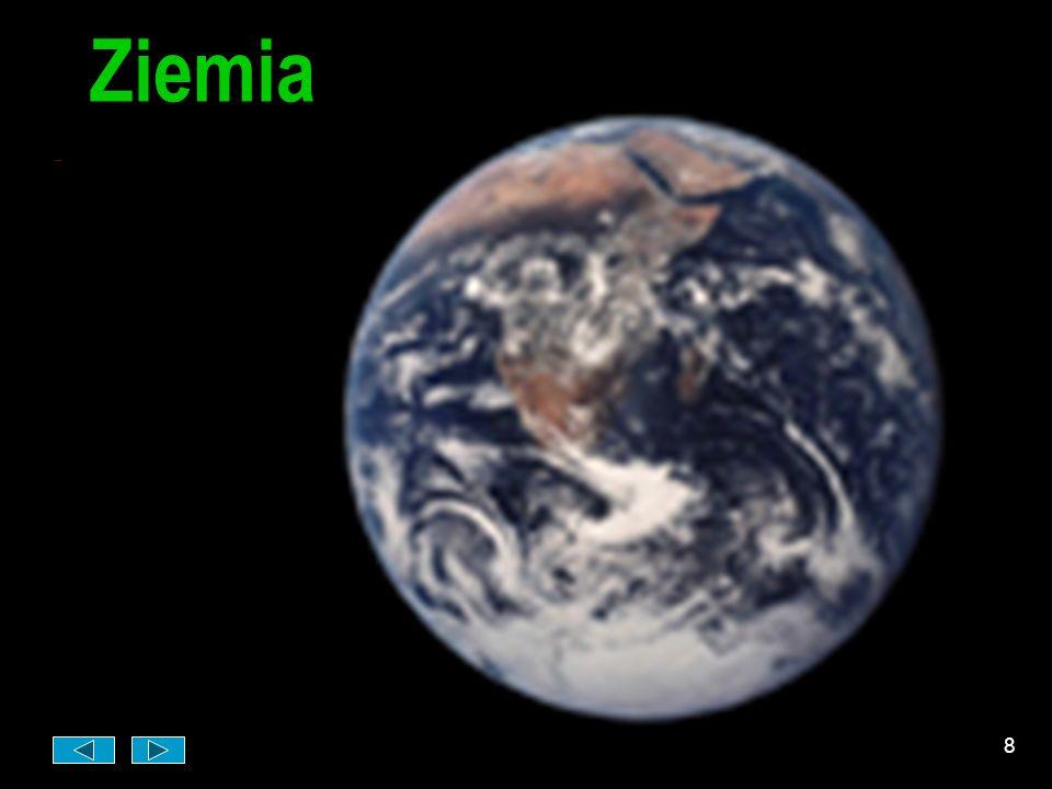 7 Wenus Jest najgorętszą planetą. Temperatura dochodzi tam do 500ºC !