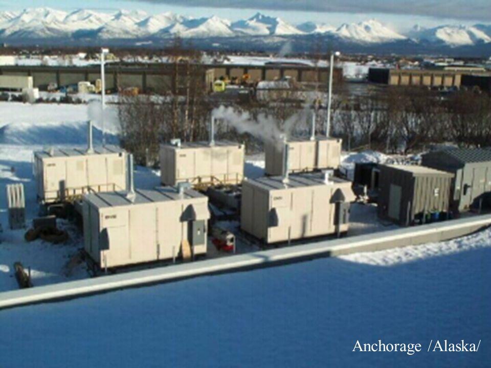 Anchorage /Alaska/
