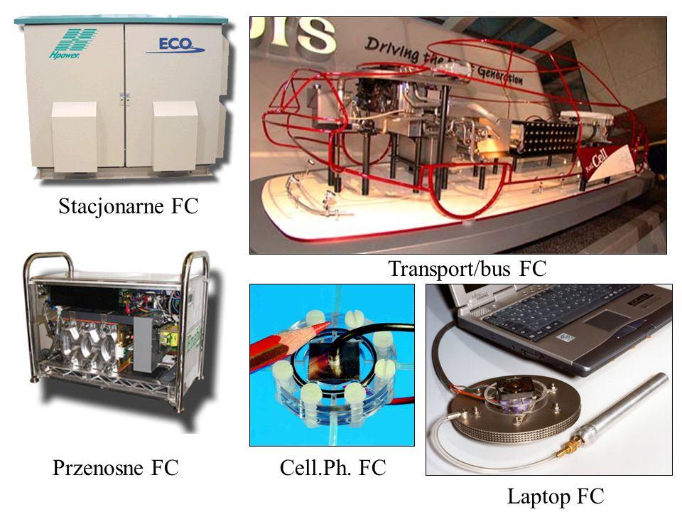 Stacjonarne FC Przenosne FC Laptop FC Cell.Ph. FC Transport/bus FC