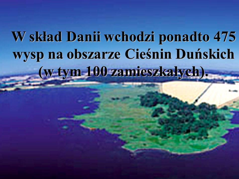 Dania to państwo w północnej części kontynentu europejskiego, na Półwyspie Jutlandzkim, pomiędzy Morzem Bałtyckim, a Morzem Północnym.