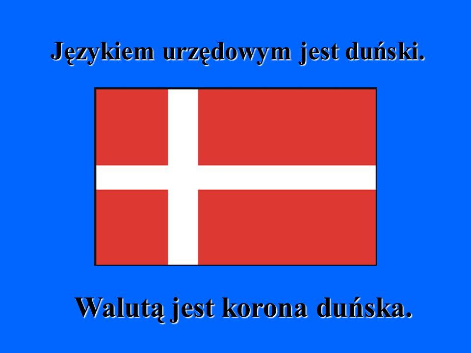 Dania jest pięknym krajem. Są tam zamki...