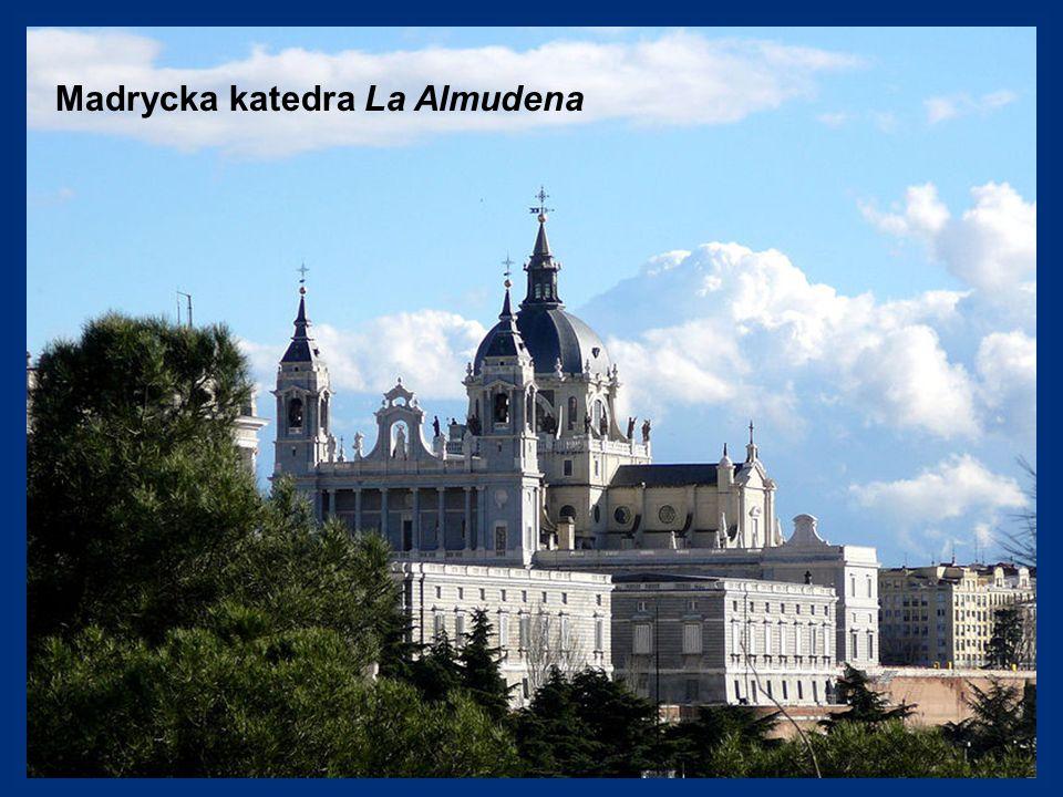 Madrycka katedra La Almudena