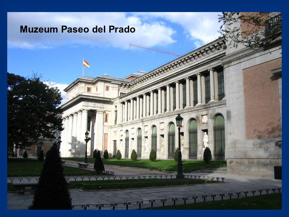 Muzeum Paseo del Prado