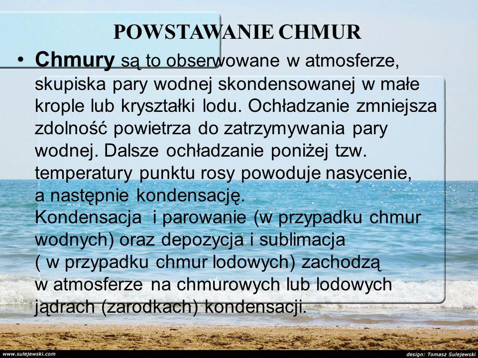 Cirrocumulus - wysoka chmura pierzasto-kłębiasta, lodowa, baranek