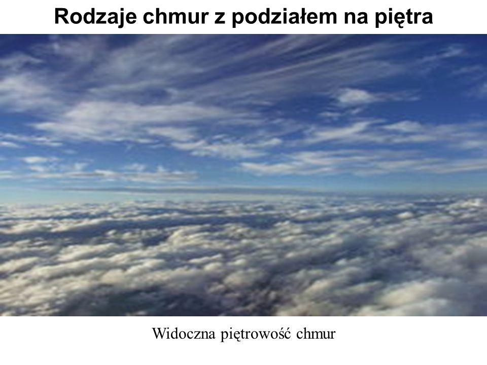 Wysokie Cirrus - wysoka chmura pierzasta