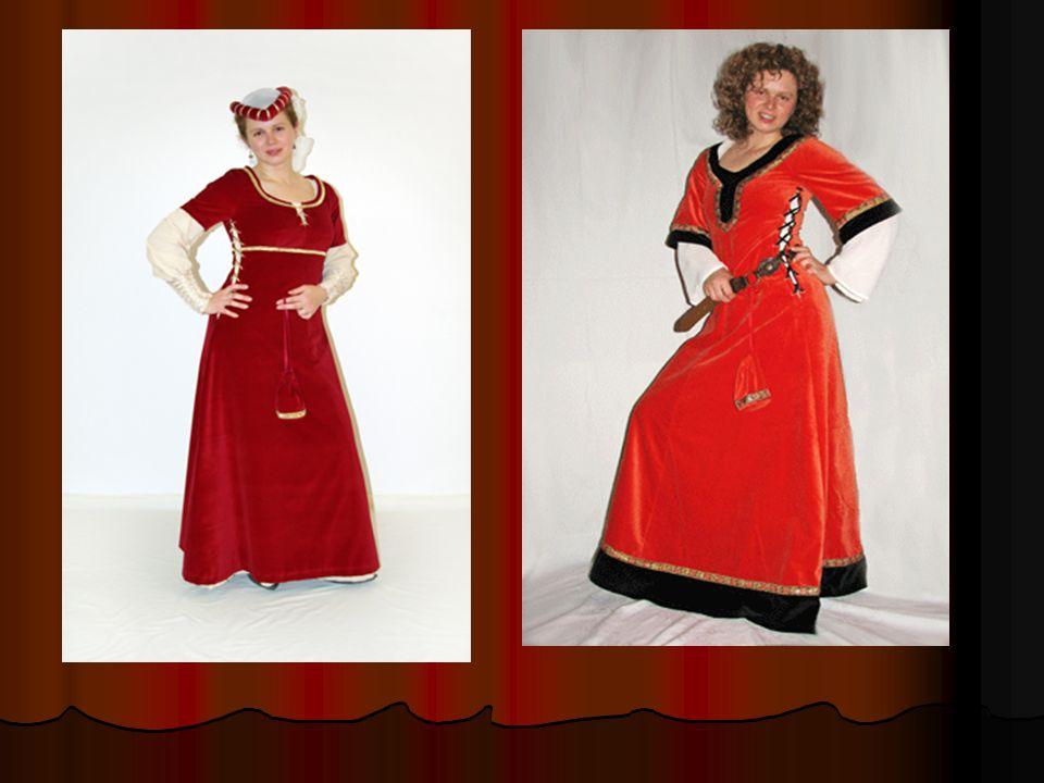 Średniowieczne ubrania w ogóle nie miały kieszeni.