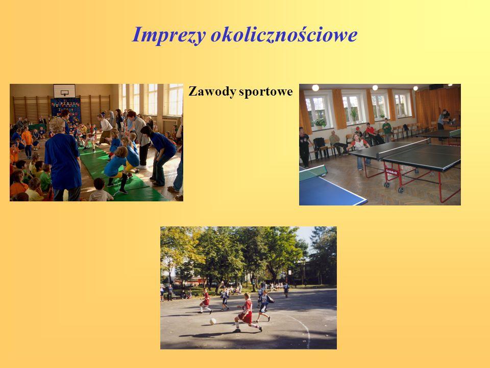Imprezy okolicznościowe Zawody sportowe