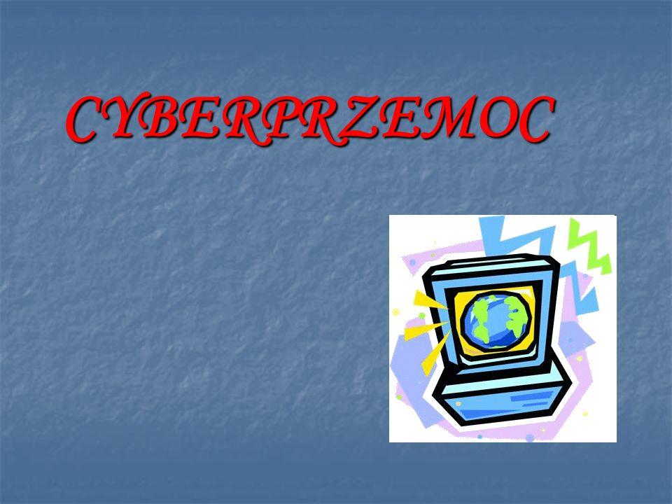 Cyberprzemoc (agresja elektroniczna) – stosowanie przemocy poprzez: prześladowanie, zastraszanie, nękanie, wyśmiewanie innych osób z wykorzystaniem Internetu i narzędzi typu elektronicznego.