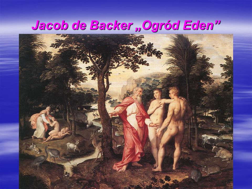 Hieronim Bosch Rajski ogród
