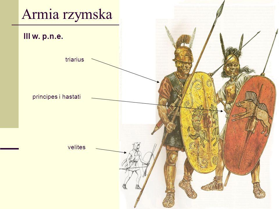 Armia rzymska Mieszko Trzcionka kl. Vb