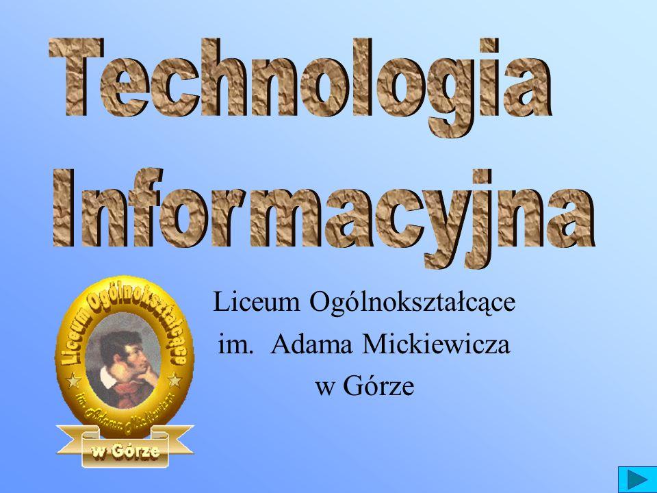 Informatyka Dziedzina działalności gospodarczej związaną z: produkcją komputerów i ich oprogramowania, przetwarzaniem informacji przy użyciu środków technicznych, budową systemów informatycznych i ich zastosowaniami w gospodarce.