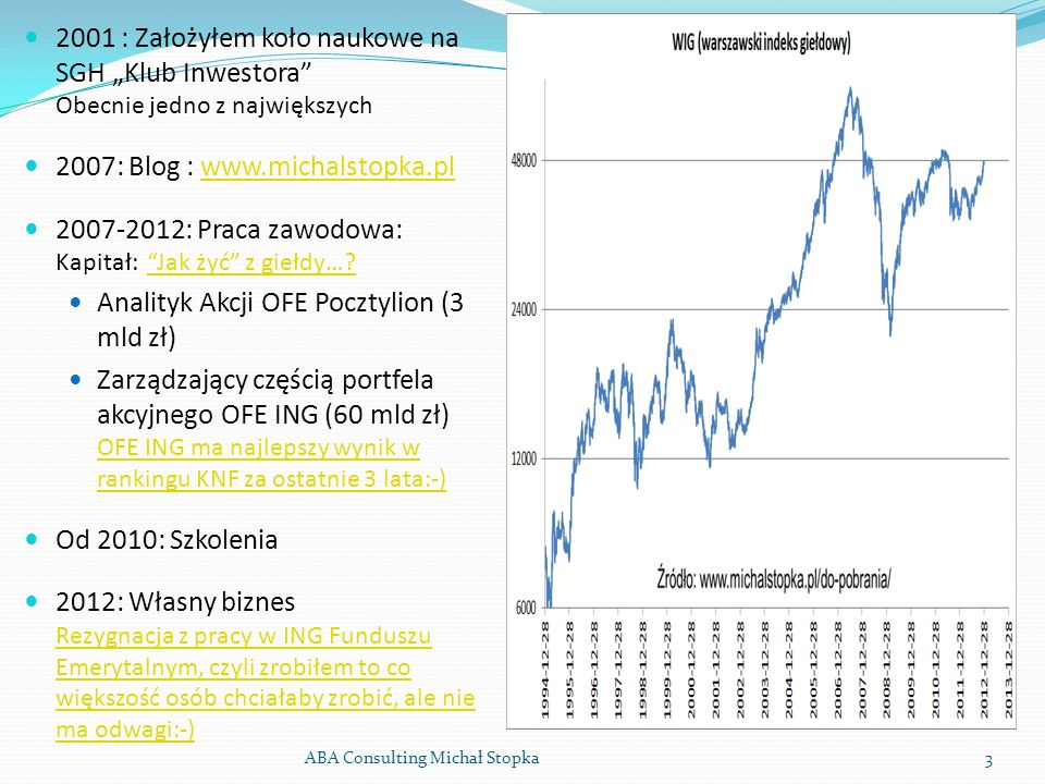 Podwyżki stóp % RPP: umocnienie złotówki? ABA Consulting Michał Stopka4