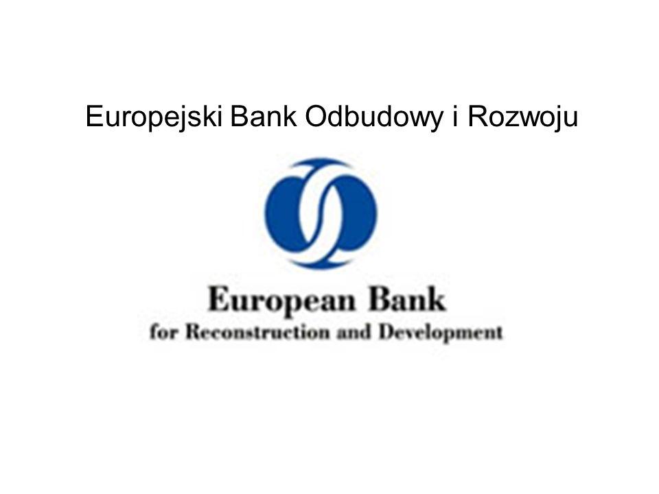 Wymogi wobec projektów wspieranych przez EBOR Aby spełniać wymogi finansowania EBOR, projekt musi: –być realizowany w państwie-odbiorcy –mieć dobre perspektywy handlowe –posiadać znaczący wkład sponsorów –przyczyniać się do rozwoju lokalnej gospodarki i sektora prywatnego –wypełniać standardy bankowe i środowiskowe