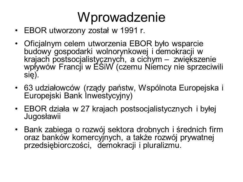 4 Powstanie Banku koncepcja utworzenia Banku powstała 25 października 1989 r.