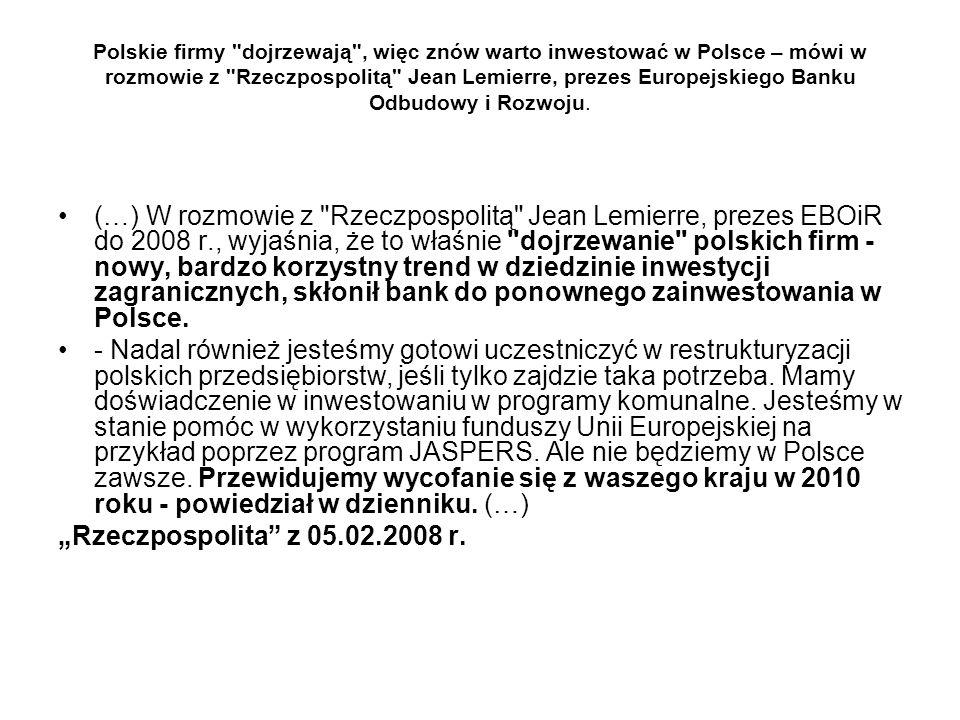 Polskie firmy
