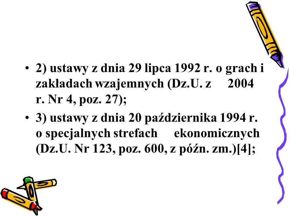 4) ustawy z dnia 13 września 1996 r.o utrzymaniu czystości i porządku w gminach (Dz.U.
