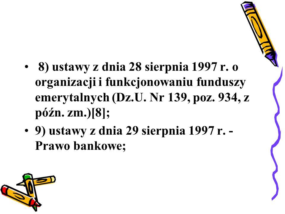 10) ustawy z dnia 21 lipca 2000 r.- Prawo telekomunikacyjne (Dz.