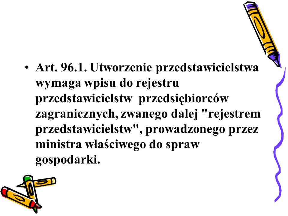 Mikroprzedsiębiorcy, mali i średni przedsiębiorcy Art.