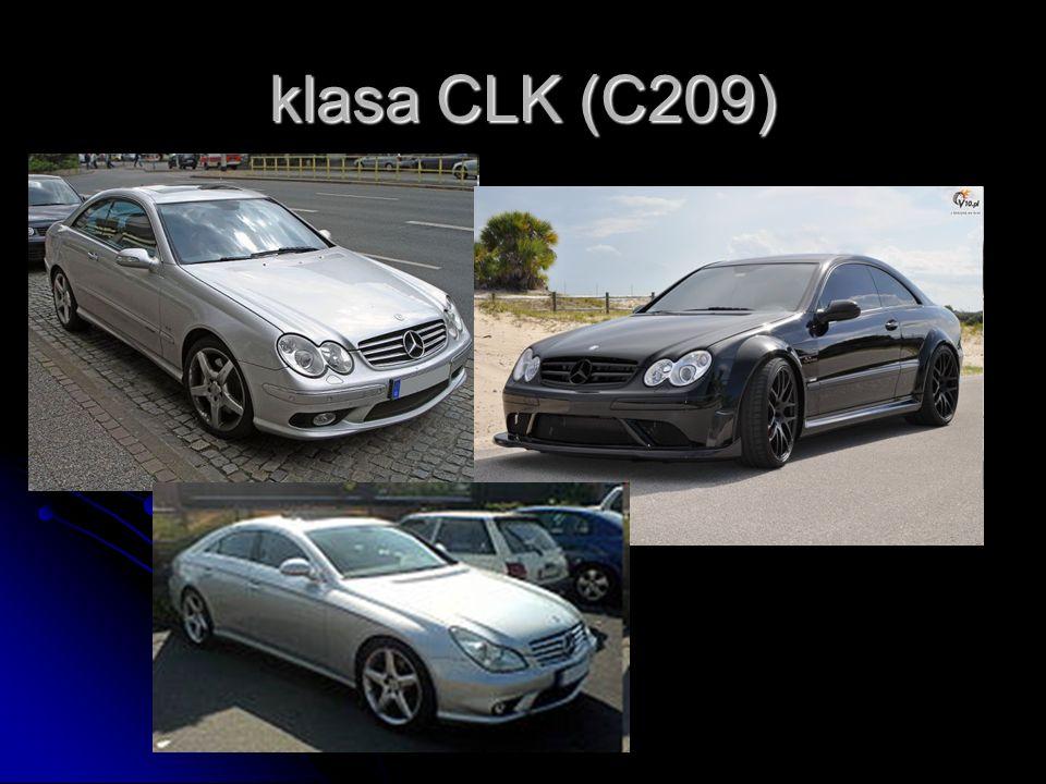 Mercedes-Benz klasy C – samochód klasy średniej, produkowany przez firmę Mercedes-Benz.