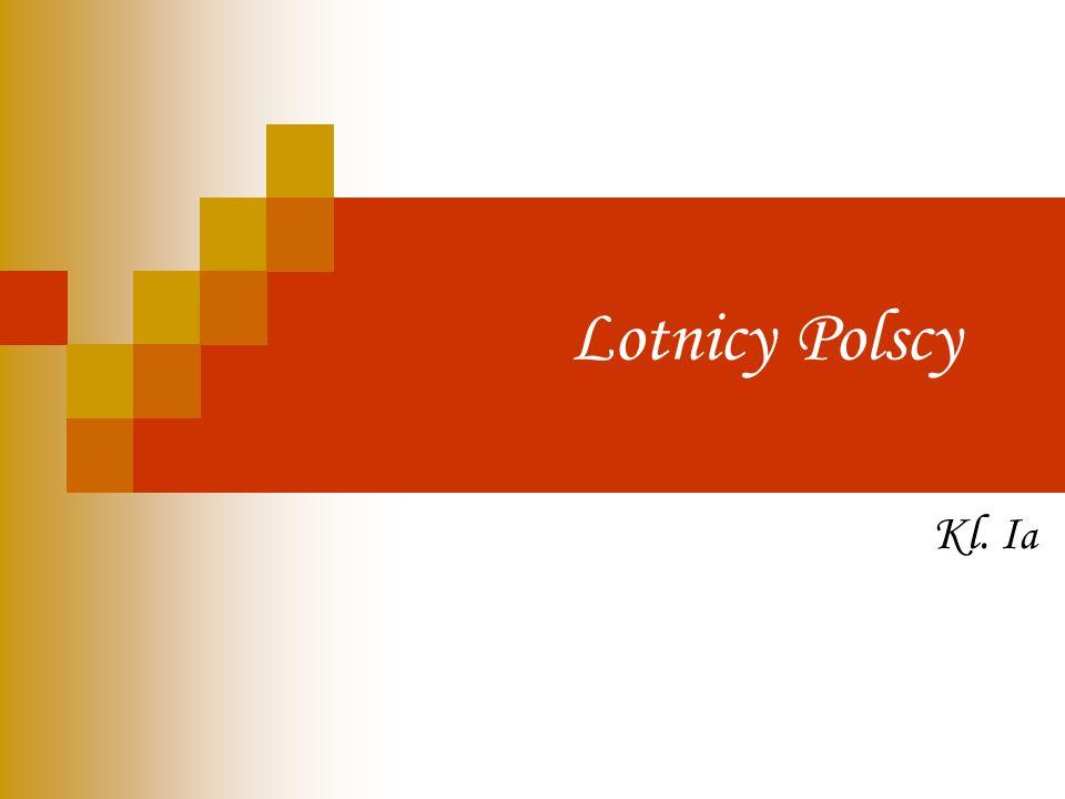 Lotnicy Polscy Kl. I a