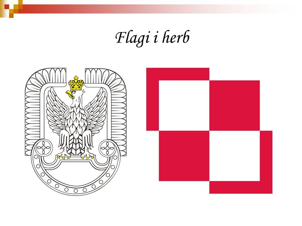 Flagi i herb