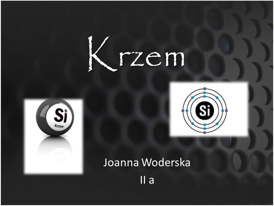 Krzem Joanna Woderska II a
