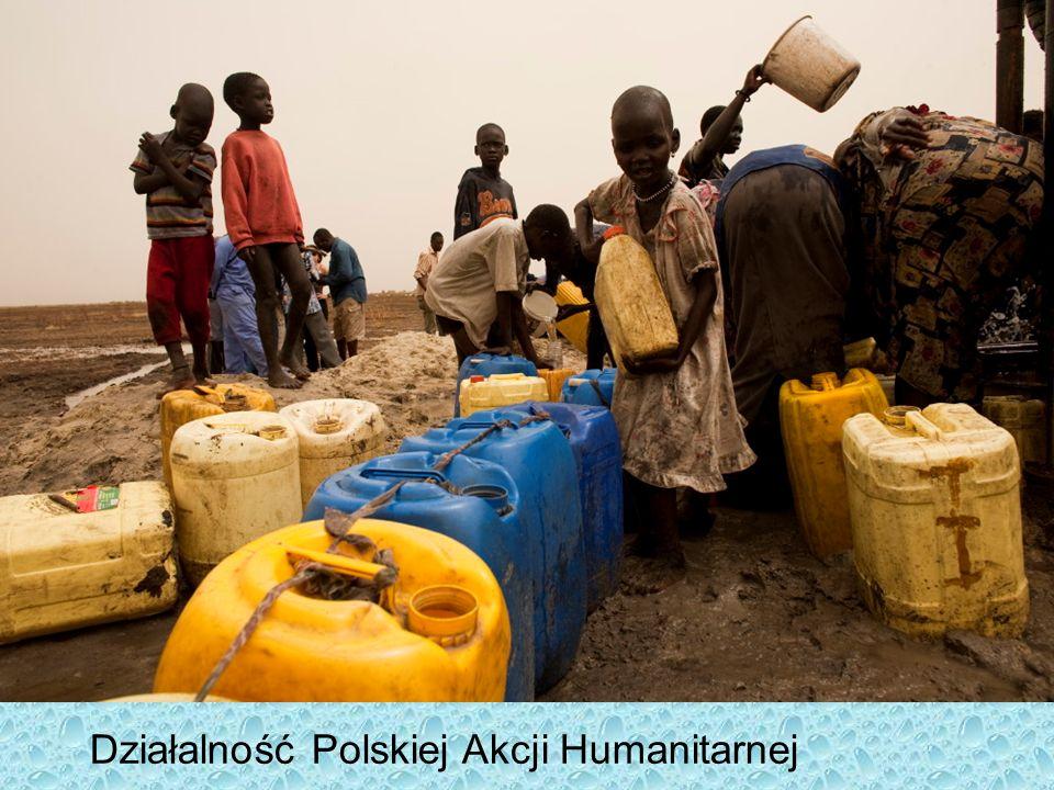 Działalność Polskiej Akcji Humanitarnej
