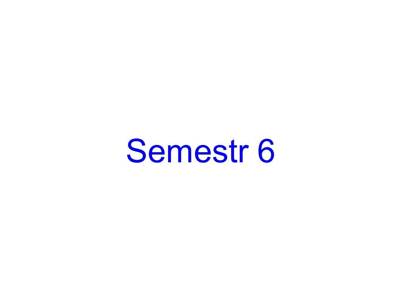 Pozostałe zajęcia semestru 9: seminarium magisterskie 30g ćwiczenia terenowe w ramach 1 specjalności 50g