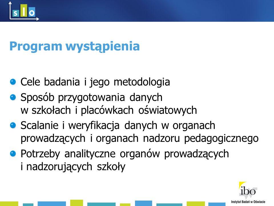 METODOLOGIA I OPIS BADANIA