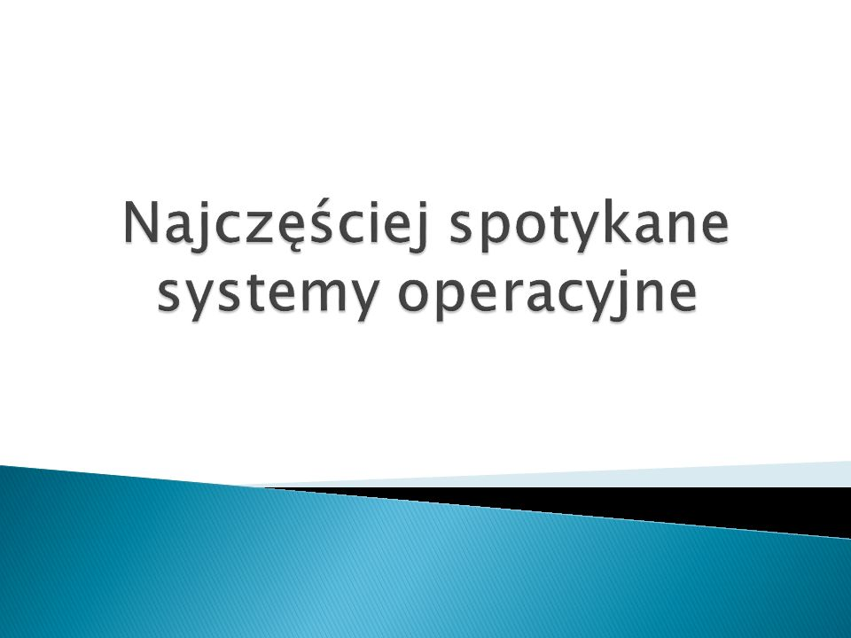 Interfejs użytkownika jest dwukierunkowym pośrednikiem między użytkownikiem (Tobą) i programem.