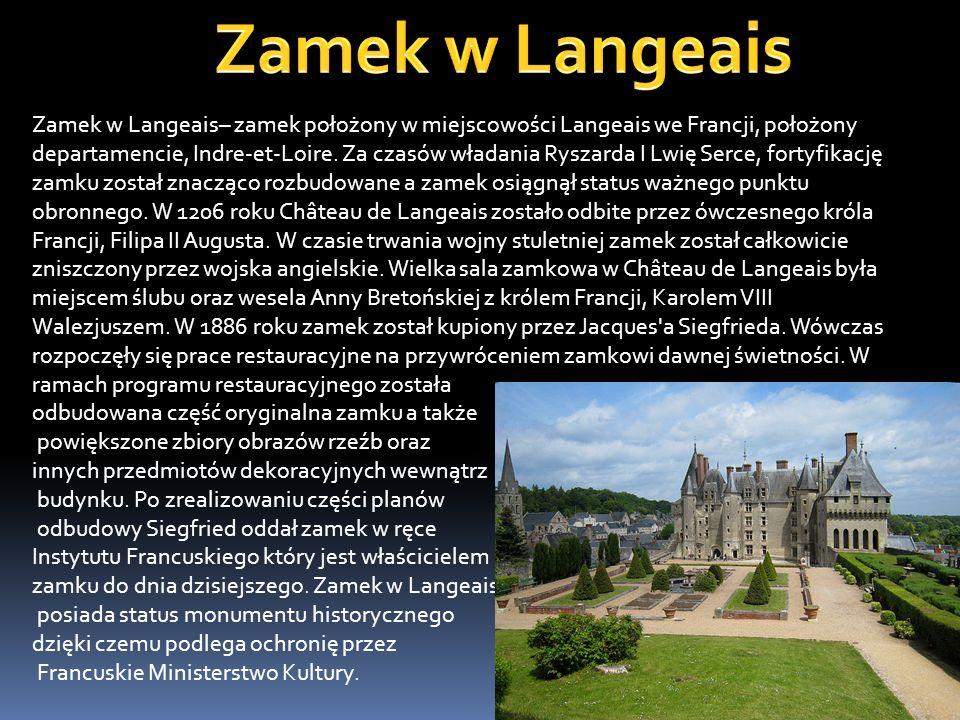 Zamek w Gien – zamek w miejscowości Gien we Francji, w regionie Centre, w departamencie Loiret. Został wzniesiony w 1484 roku przez Annę de Beaujeu, n