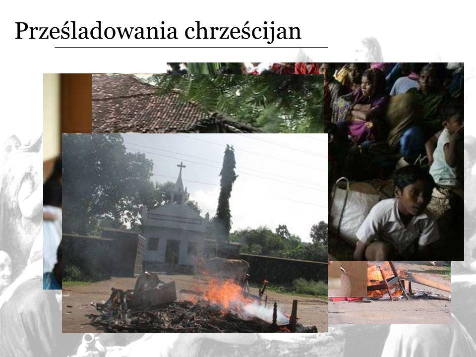 Prześladowania chrześcijan