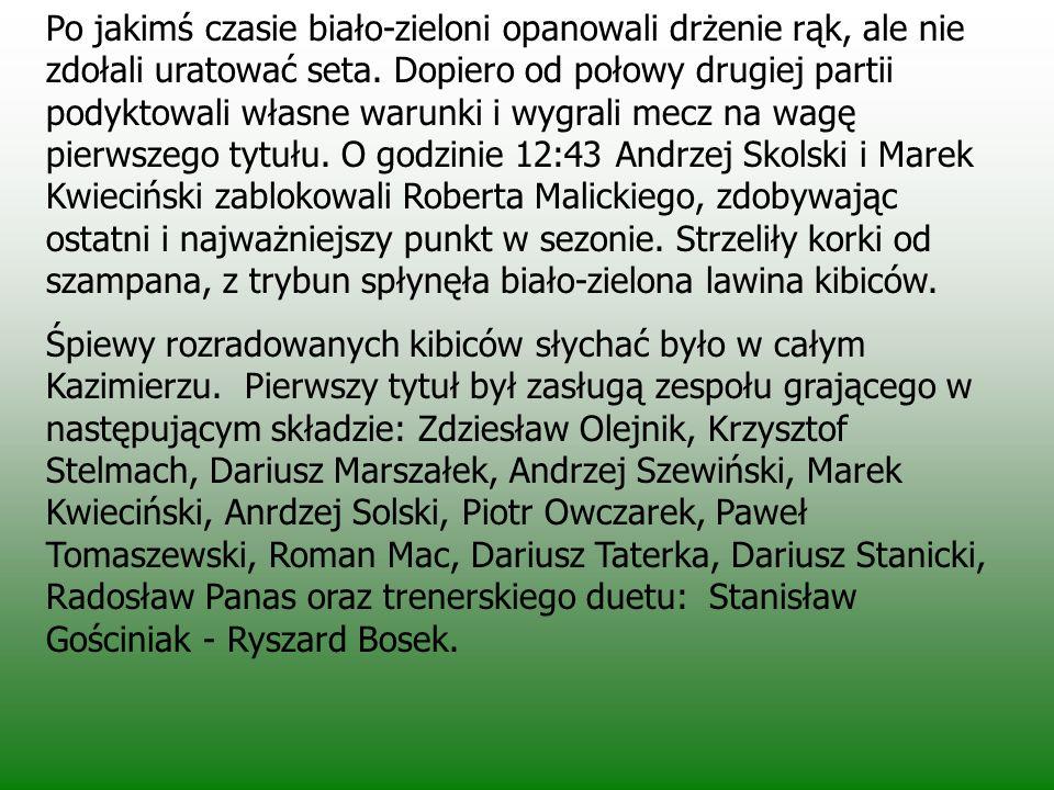 Dobrą passę przerwały wypady do Krakowa i Olsztyna. Potem akademicy znów zgromadzili punkty, ale nawet we własnej hali nie sprostali studentom z Korto