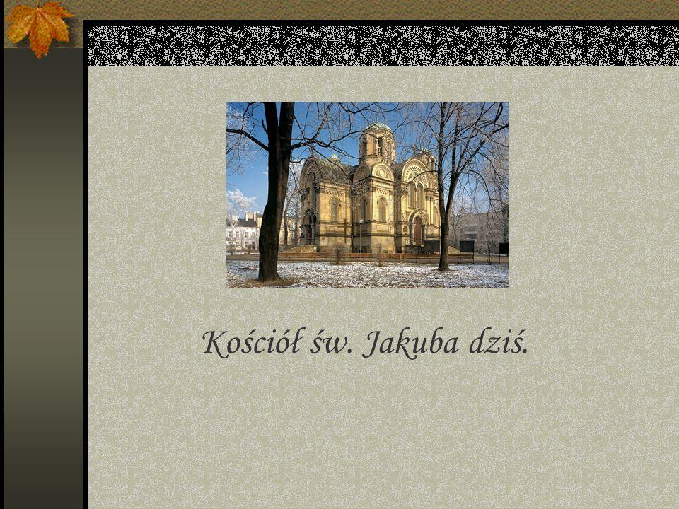 Wybudowany w 1870 na miejscu wcześniejszych kościołów przyszpitalnych z 1582 i 1641 z przeznaczeniem na cerkiew św.