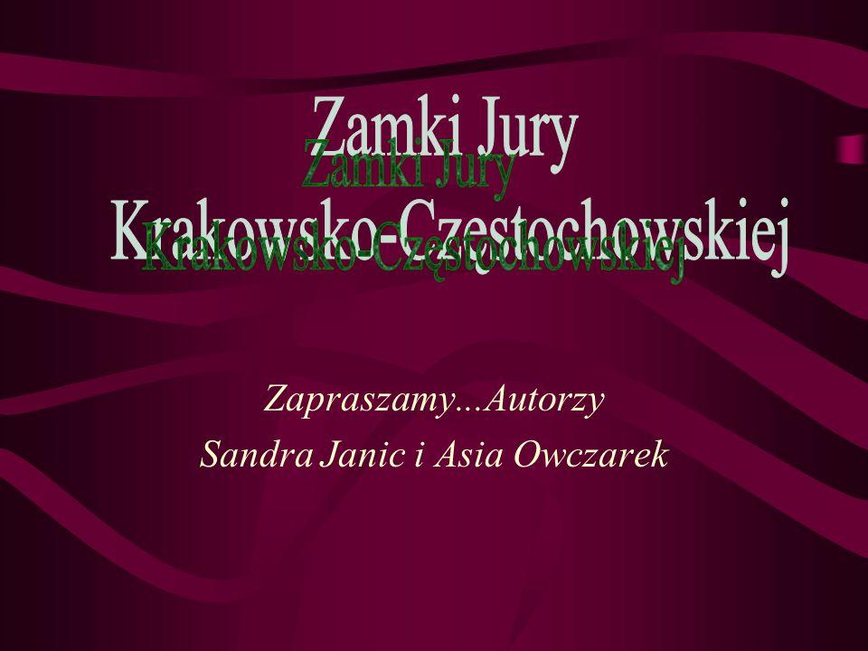 ZAMKI JURAJSKIE - ORLE GNIAZDA Charakterystyczne ukształtowanie terenu Wyżyny Krakowsko- Częstochowskiej w historii niejednokrotnie było doceniane ze względu na swoje walory obronne.