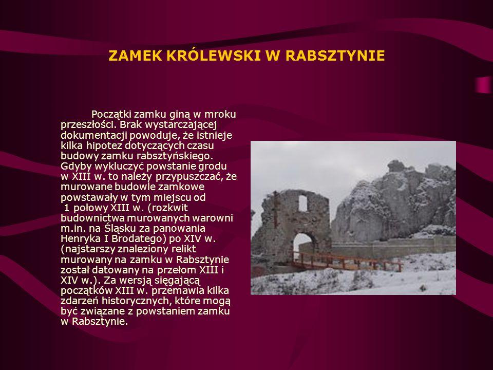 Zamek Grodno Rozbudowę dokończył jego syn Georg (Jerzy) w roku 1587, przy pomocy swojego brata Kaspra, biskupa wrocławskiego.