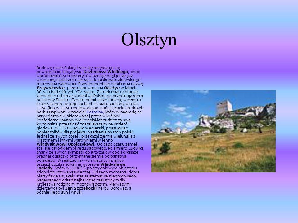 Chęciny Najstarszym znanym nam współcześnie dokumentem wzmiankującym osadę Chęciny jest przywilej Bolesława Wstydliwego, wystawiony w 1275 na prośbę podkomorzego sandomierskiego Mikuły, dotyczący zniszczonej i wyludnionej przez najazd tatarski wioski Łagiewniki.