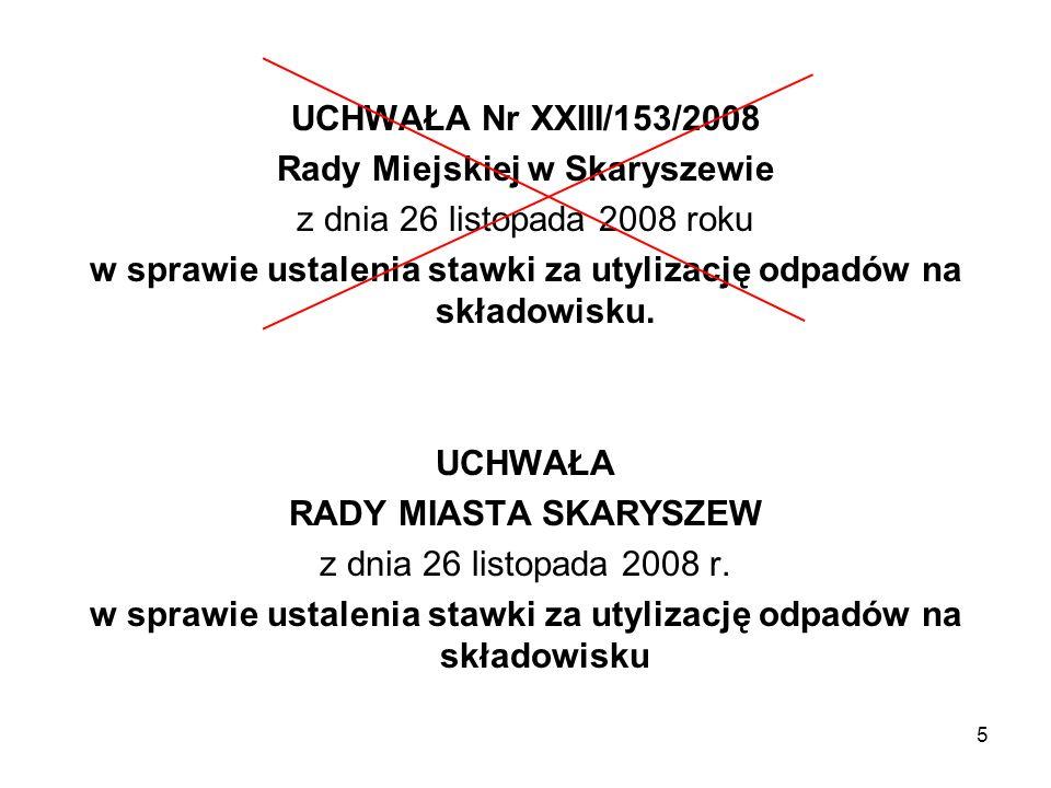 My, Radni miasta stołecznego Warszawy, świadomi swej służebnej roli wobec Miasta, pomni, że co czynimy - czynimy jako przedstawiciele jego obywateli, przed którymi odpowiadamy, przechowując w naszych sercach i umysłach wielosetletnią historię Stolicy, z czcią odnosząc się do naszych przodków, których ogromne ofiary sprawiły, że Warszawa pozostała miastem nieujarzmionym, wdzięczni poprzednim pokoleniom za ich trud podźwignięcia Miasta z ruin, ufni, że w pracy dla naszego Miasta nie zabraknie nam siły i wytrwałości, których źródłem dla wielu z nas jest wiara w Boga, a dla wszystkich - wiara w głęboki sens publicznej służby, w trosce o dobro wspólne Warszawę - Stolicę Rzeczypospolitej Polskiej, pragnąc zapewnić naszemu Miastu sprawne i uczciwe rządy oraz jak najpełniejsze i sprawiedliwe zaspokajanie potrzeb jego mieszkańców, nawiązując do zasad pomocniczości i decentralizacji stanowiących fundament polskiego ustawodawstwa samorządowego i zgodnie z nim dookreślając zapisane w ustawach kompetencje Miasta i jego Dzielnic, na podstawie praw wynikających z Konstytucji Rzeczypospolitej Polskiej i ustaw, w uzgodnieniu z Prezesem Rady Ministrów, u s t a n a w i a m y Statut miasta stołecznego Warszawy i wzywamy wszystkich, których to dotyczy, by jego przestrzeganie było dla nich niewzruszonym nakazem 6